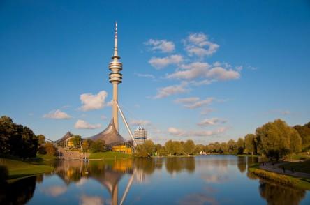 Olympic Park Munich © 2012 Christian Bock