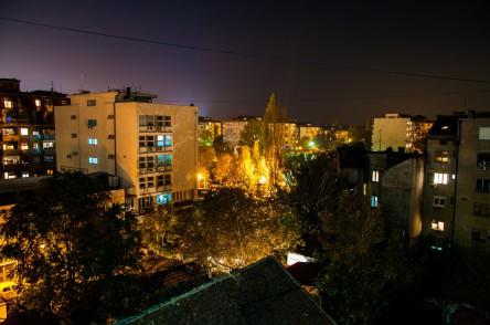Belgrade at night© 2011 Christian Bock
